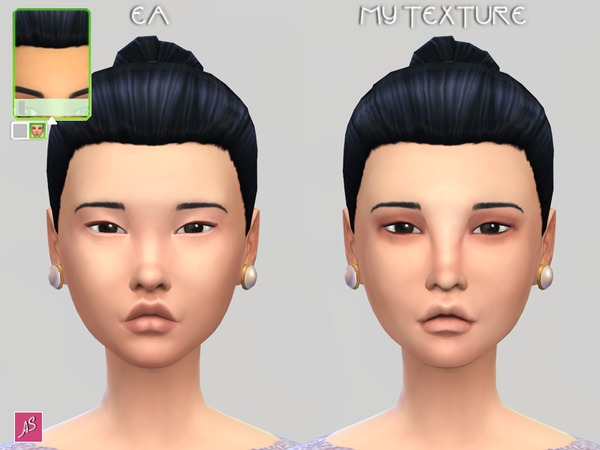 The Sims Resource: Face Mask by Alexandra Sine