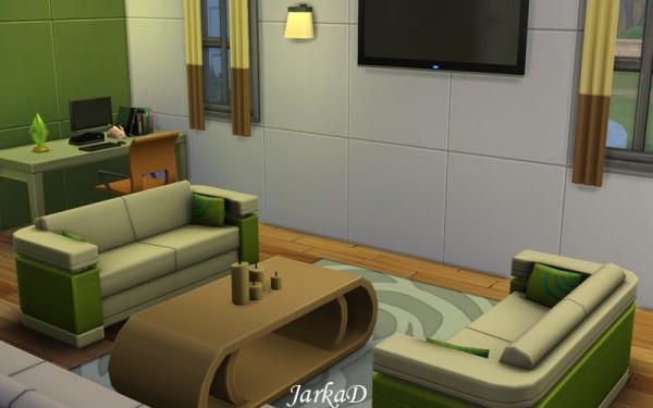 JarkaD Sims 4: Family House 1