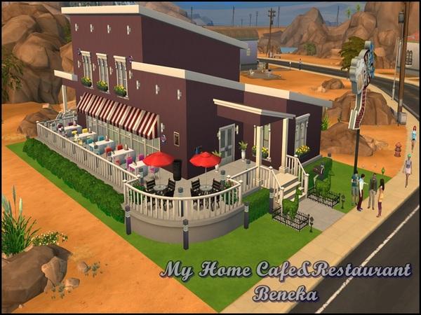 sims 4 restaurant how to run