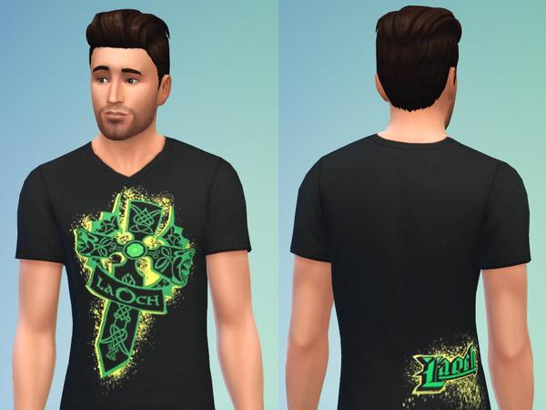 The Sims Resource: WWE Shirts Set 3 by Milan RKO