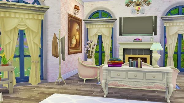 Simkea: Felicity Living Room