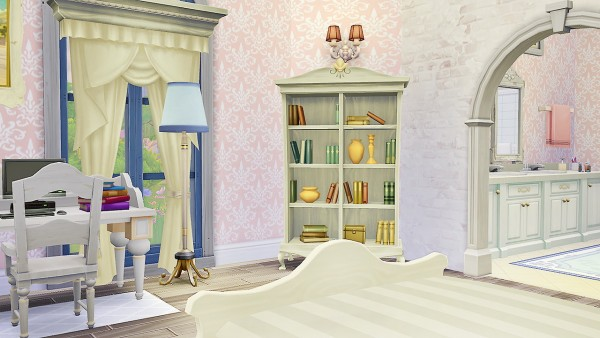 Simkea: Felicity Guest Bed and Bath