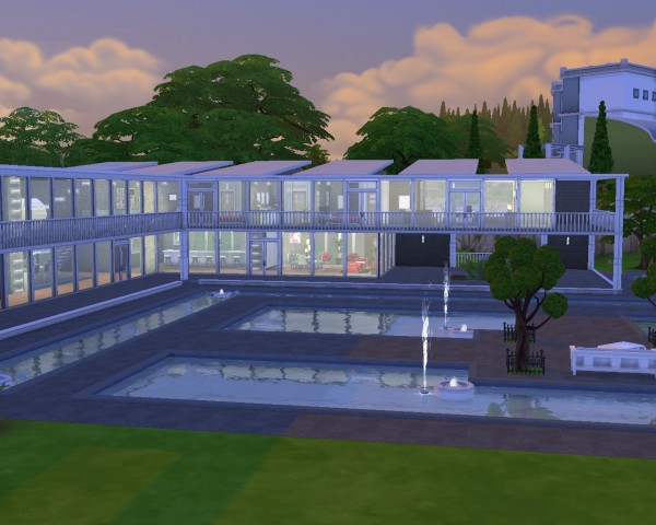Mod The Sims Modern Vista By Hannes16 Sims 4 Downloads