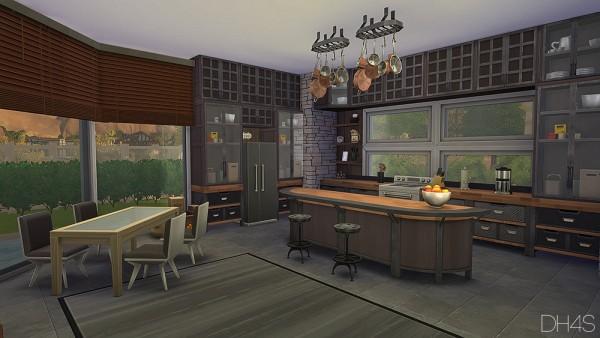DH4S: Modern Classic Kitchen