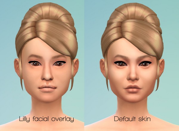 Sevenhill Sims Skin Overlays Sims 4 Downloads