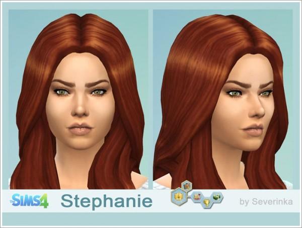Sims by Severinka: Stephanie Lloyd female model