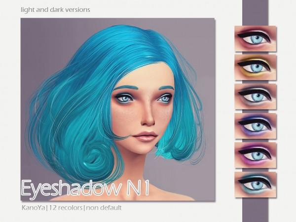 KanoYa Sims: Eyeshadow