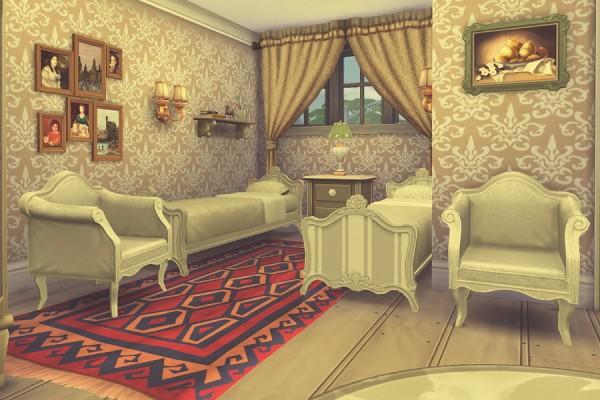 Melissa Sims 4: Shabby Memories House