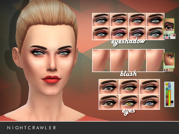 sims 4 how to download makeup