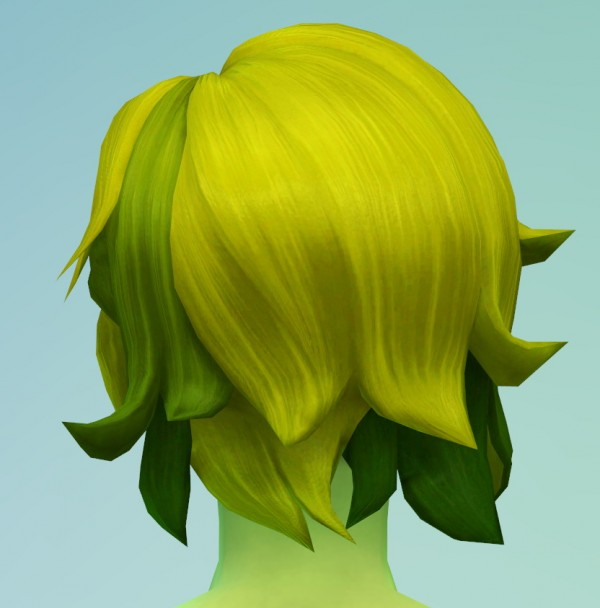 The simsperience: Hair recolor