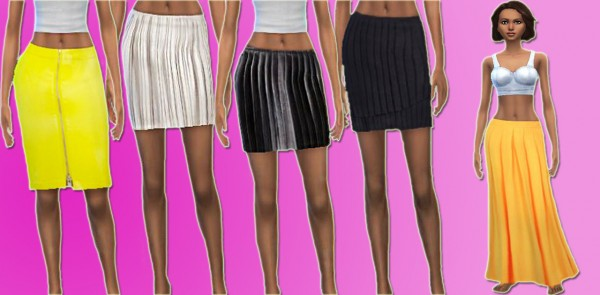 Welcome: Skirt collection