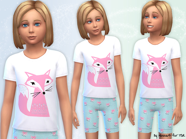 sims 4 sleepwear Custom Content • Sims 4 Downloads