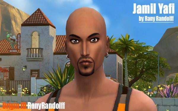 Ihelen Sims: Jamil Yafi by Rany Randolff