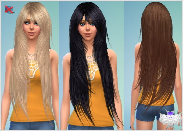 David Sims Rose Donation 94 Converted Sims 4 Downloads