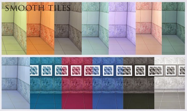 OleSims: Floor tiles by Olesmit
