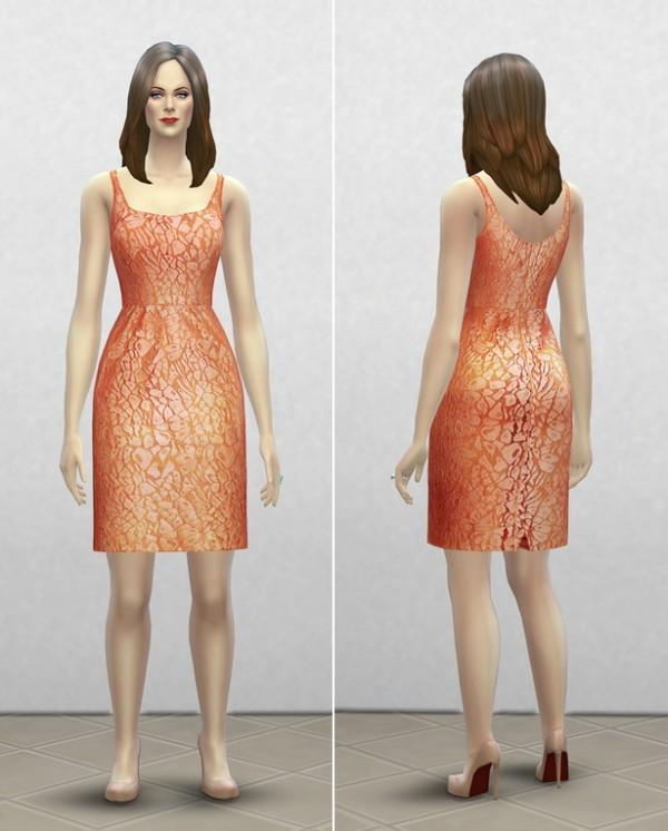 Rusty Nail: Issa lace dress
