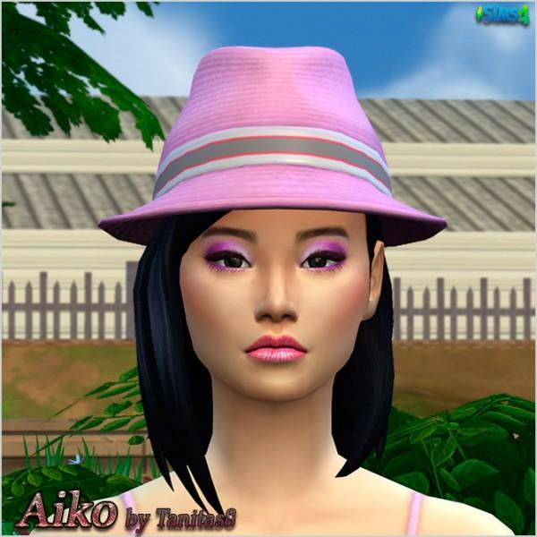 Sims Creativ: Aiko by Tanitas8