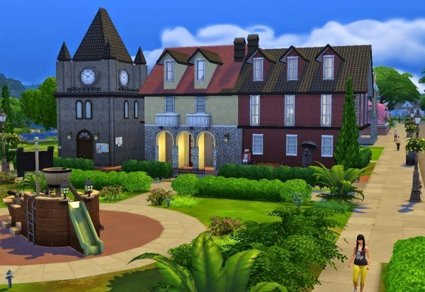 Architectural tricks from Dalila: 2 apartments in the old district