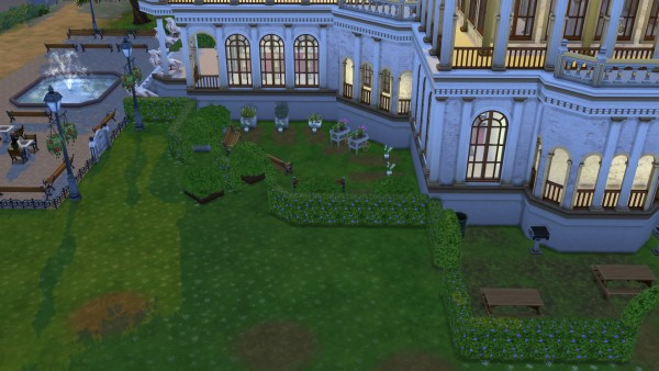 Mod The Sims: St. Sims Cathedral in Magnolia Blossom Park by tarticus