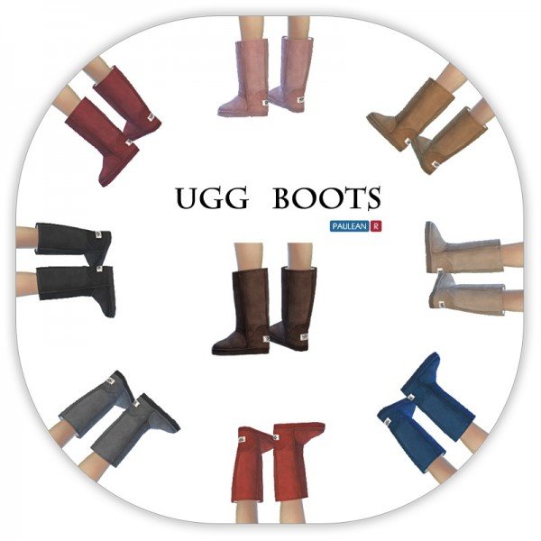 Paluean R Sims: Ugg boots