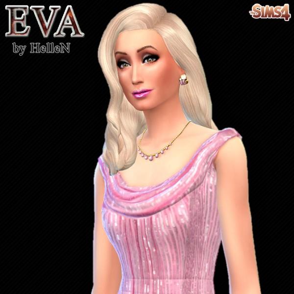 Sims Creativ: Eva by HelleN