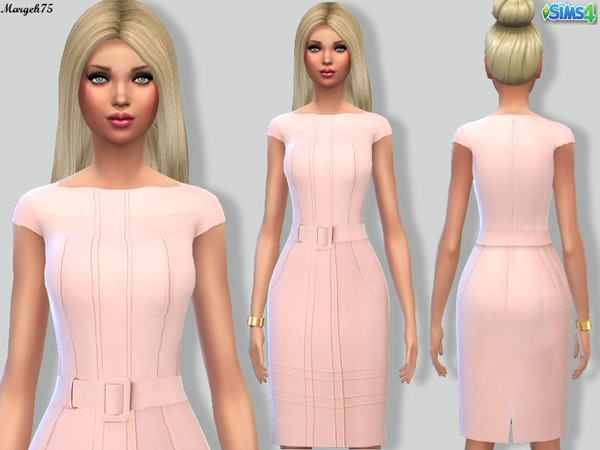 The Sims Resource: Chic Dress by Margeh 75