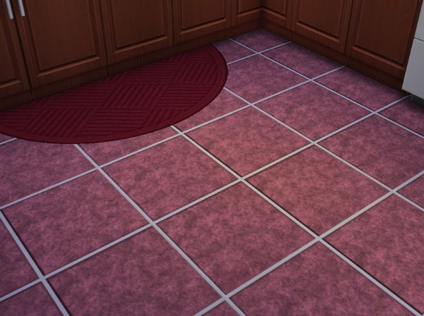 Mod The Sims:  Large Marbled Tile Floor Set   10 Colors by mustluvcatz
