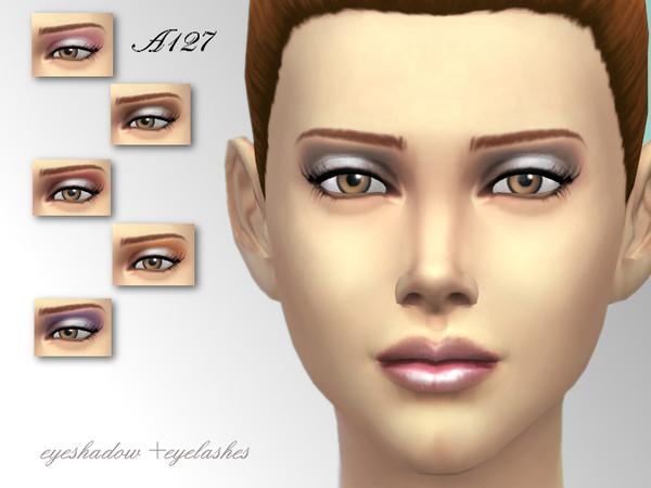 The Sims Resource: Eyeshadow n 001by Altea127