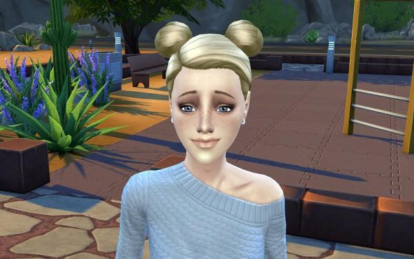 Ihelen Sims: Kelly sims model