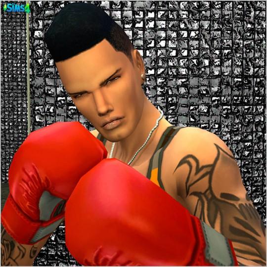 Sims Creativ: Sam by Tanitas8