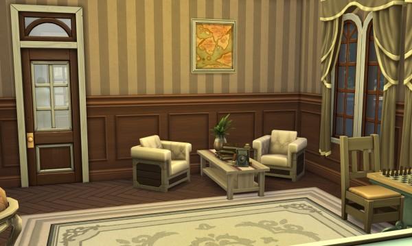 Ihelen Sims: Cabinet Brainsss! by ihelen