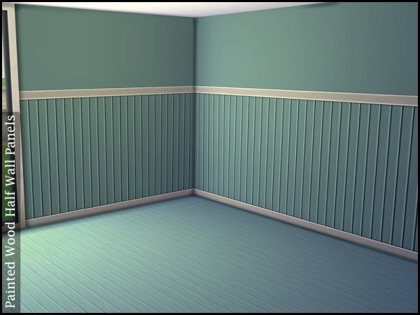 Wainscoting living room ideas - Painting wood siding exterior decor ...