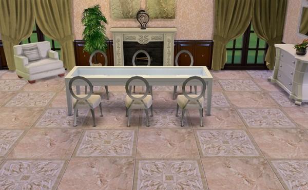 Sims Creativ: Prestige tile by HelleN