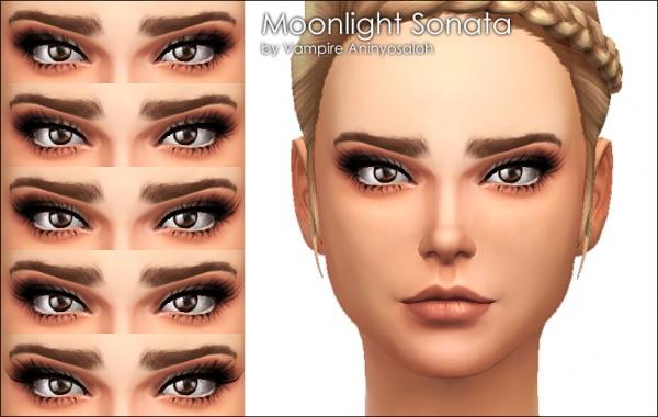 Mod The Sims: Moonlight Sonata  5 mascaras  by Vampire aninyosaloh