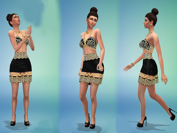 The Sims Resource: Kardashian Style V1 by monopolistic