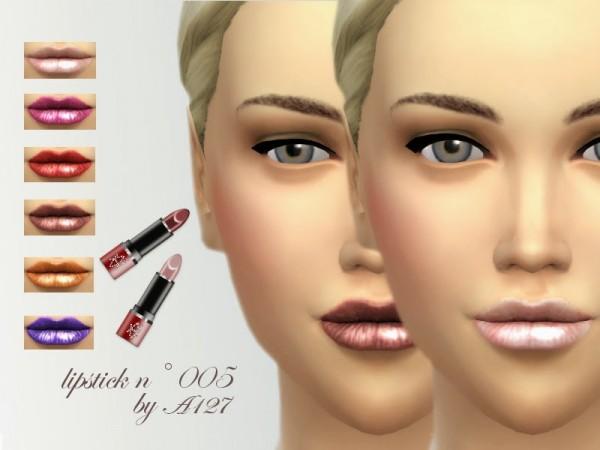 Altea127 SimsVogue: Lipstick n° 005