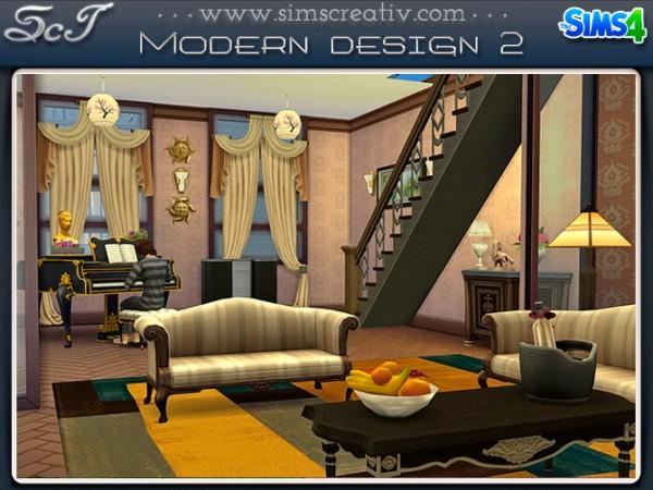 Sims Creativ: Modern design 2 by Tanitas8
