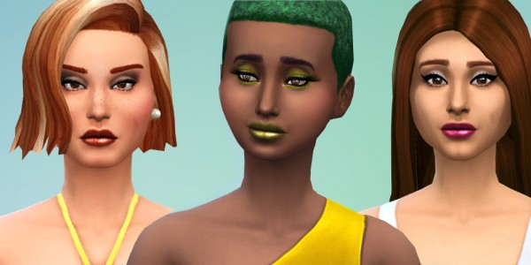 Mod The Sims: Delicious Lipstick (Not Edible) by ZoraVenka