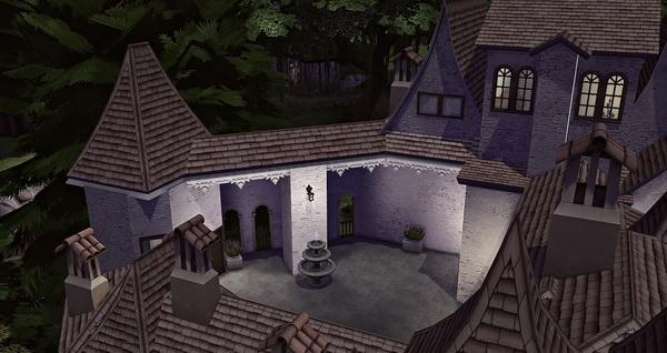 Studio Sims Creation Dracula S Bran Castle Sims 4 Downloads