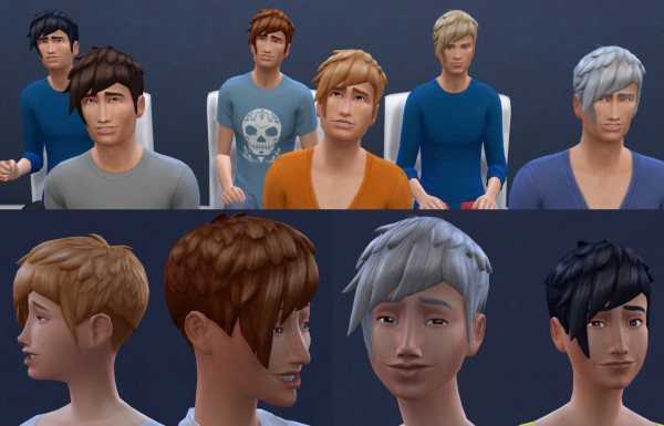 Mod The Sims: Ordinary Recolor  by oepu
