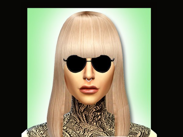 The Sims Resource: Lady Gaga SkinDetails by Fabianandres
