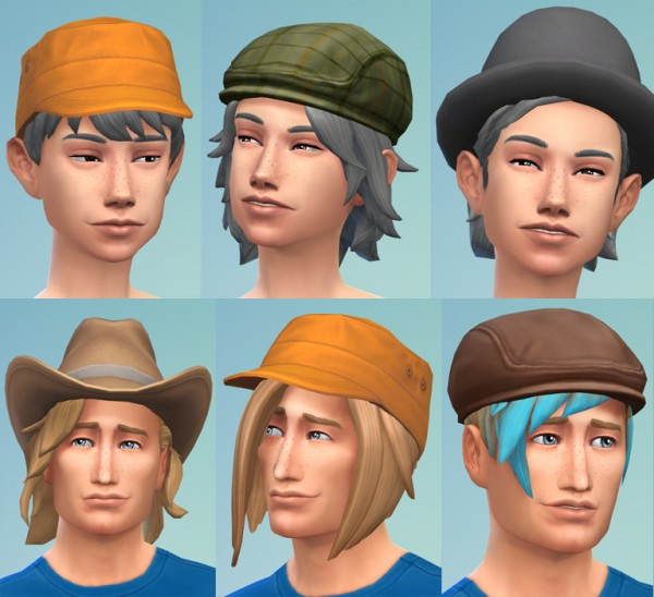 Mod The Sims: Gender Conversion  by oepu