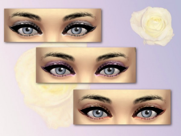 Altea127 SimsVogue: Shining Eyeshadow