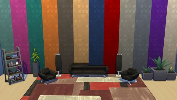 Mod The Sims: Set of 31 new wallpapers by malicieuse75