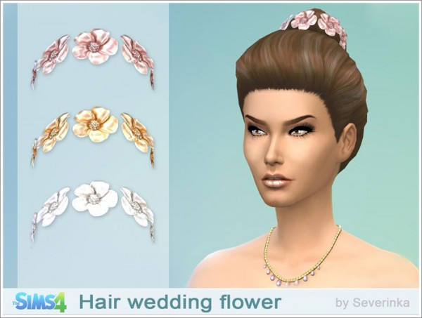 Sims 4 Wedding Hair | HAIRSTYLE GALLERY