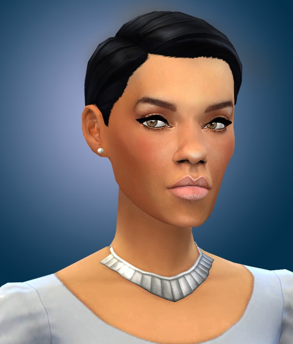 Mod The Sims: Rihanna by Cleos
