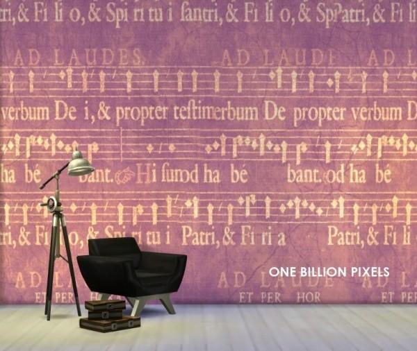 One Billion Pixels: 8 Grunge Seamless Walls
