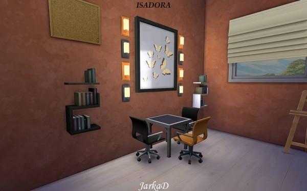 JarkaD Sims 4: Villa ISADORA