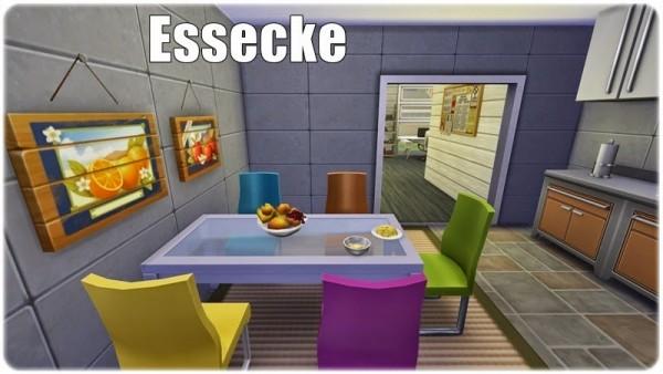 Annett`s Sims 4 Welt: Calypso house