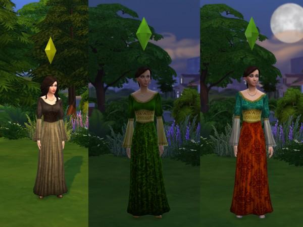 Моды для Sims Medieval